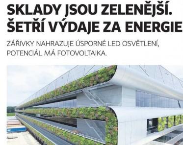 Na brownfieldy patří zelené budovy a Průmysl 4.0