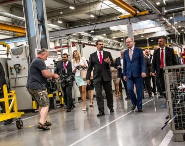 Premiér: KION Stříbro je čítankový příklad úspěšné investice