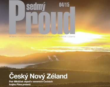 We published the last issue of Sedmý proud this year
