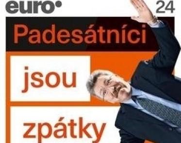 Patrick Moore v českém Euru!
