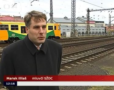 Letos začne výstavba železnice na letiště