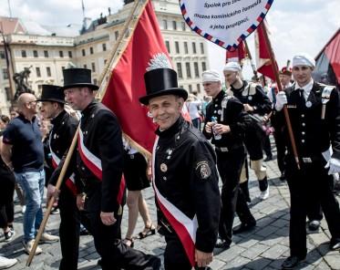 Připravili jsme největší kominickou párty v české historii