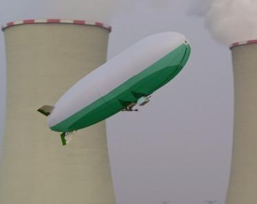 Chladicí věže chvaletické elektrárny snižují emise prachových částic, potvrdilo unikátní měření